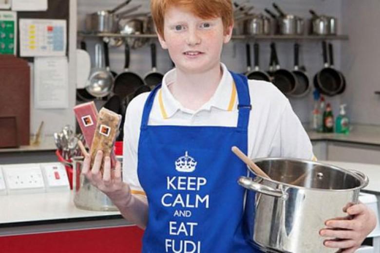 Bocah 13 Tahun Sukses Berbisnis Kue Fudge