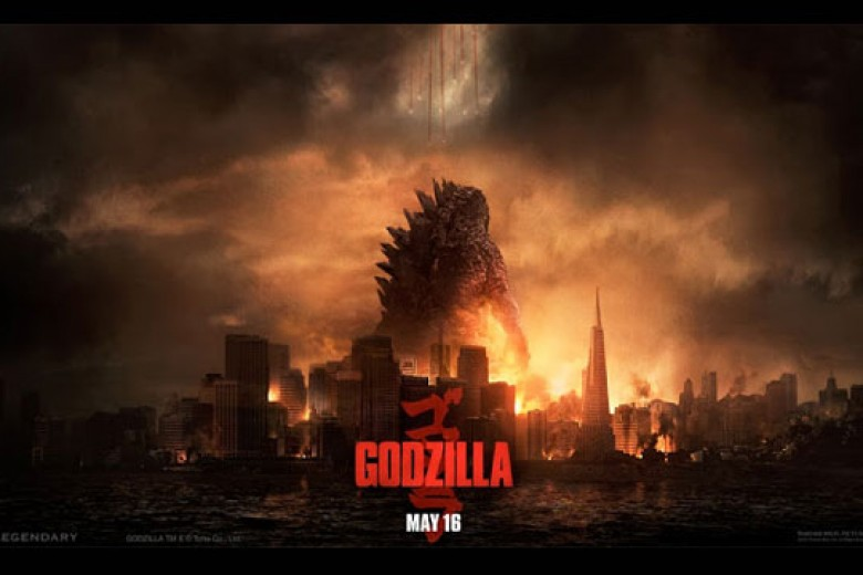 Film 'Godzilla' Puncaki Box Office AS