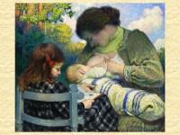 Perempuan Gemuk Sulit Menyusui Bayinya