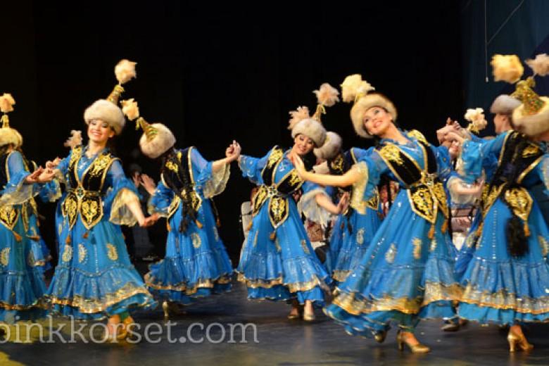 Memori Indah Orkestra Kazakhstan