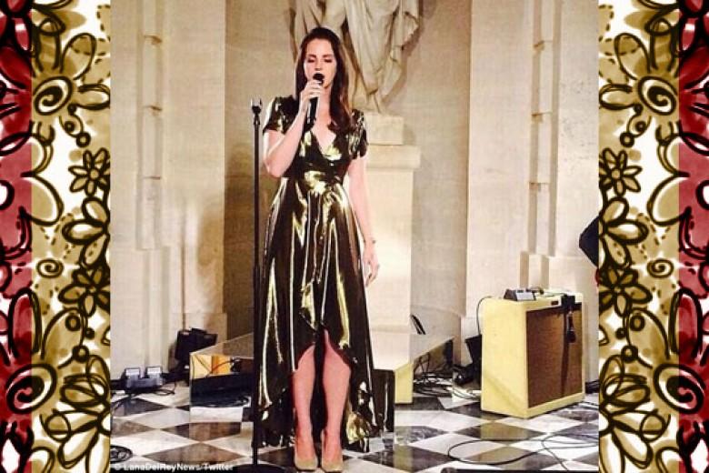 Nyanyi Untuk Kanye-Kim, Ini Bayaran Lana Del Rey