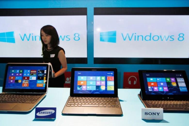 Windows 8 Dicekal, Microsoft Desak Tiongkok