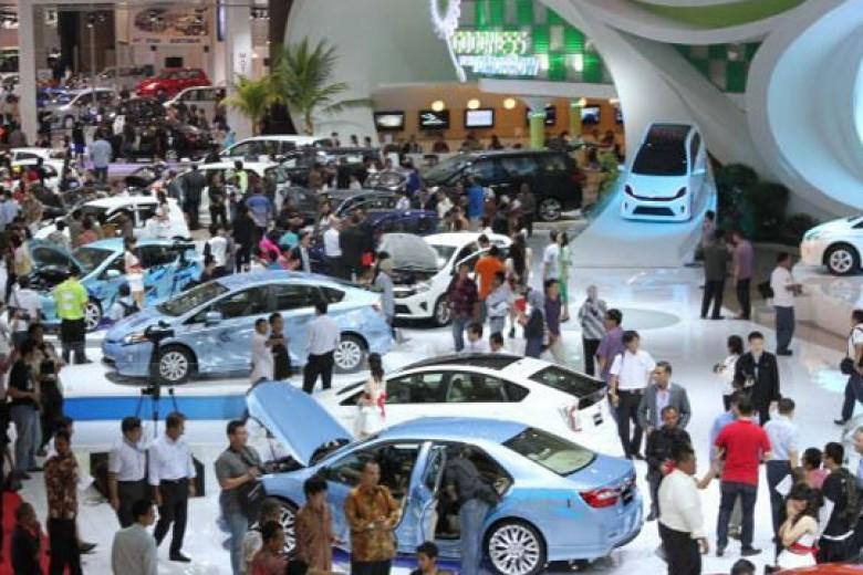 Gaikindo: Penjualan Mobil April Mulai Melambat