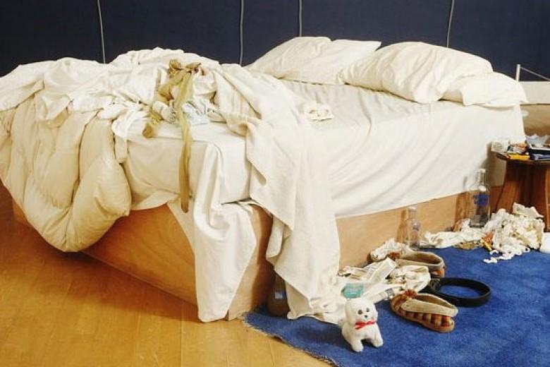 Lelang Tempat Tidur 'Seni'