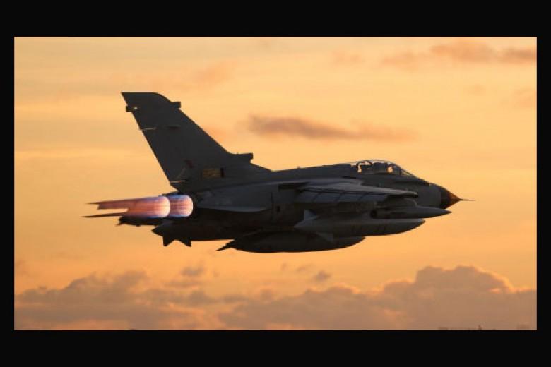 Pesawat Tempur Inggris Terbang Dengan Hasil Cetak 3D