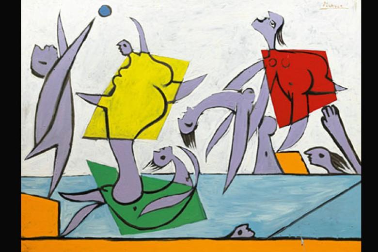 Wow! Lukisan Picasso Laku Rp364 M