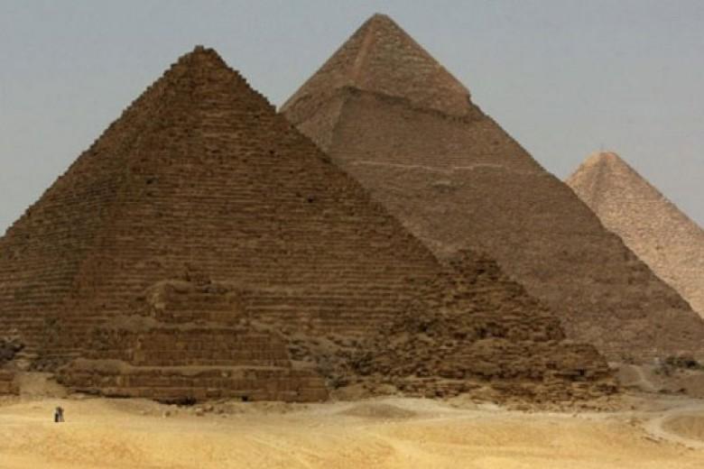 Terungkap! Rahasia Orang Mesir Bangun Piramida