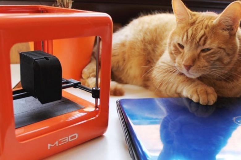 Printer Tiga Dimensi Murah Siap Meluncur