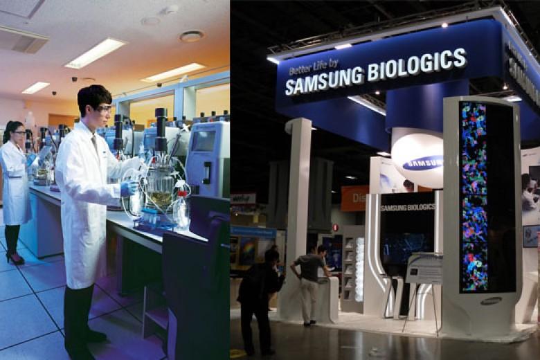 Samsung Rambah Bisnis Biofarmasi