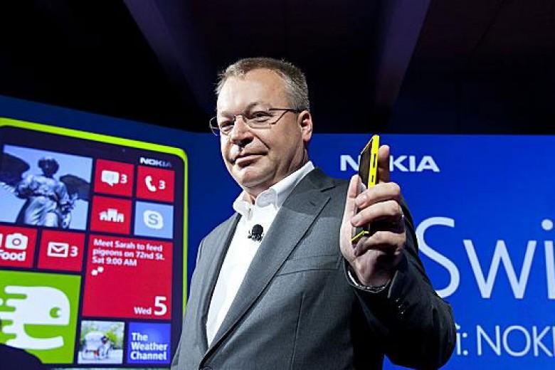 Jual Nokia, Stephen Elop Untung Ratusan Miliar Rupiah?