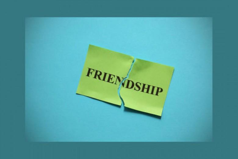 Singkirkan Teman yang 'Beracun'