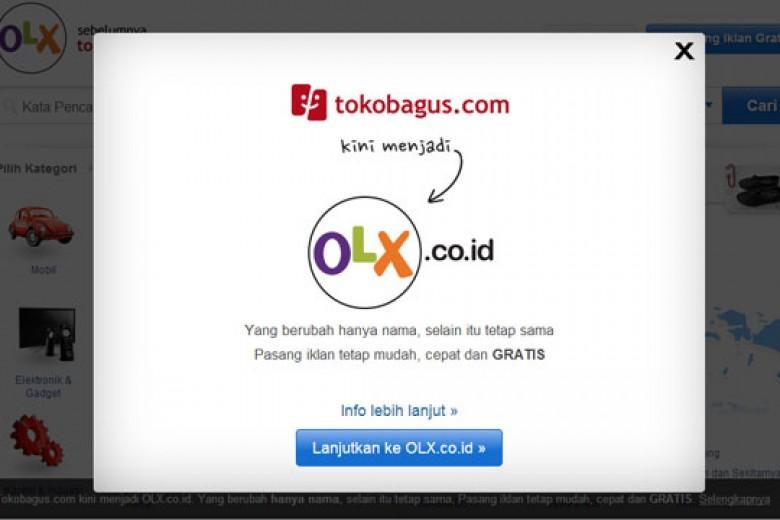 Tokobagus.com Resmi Ganti Nama