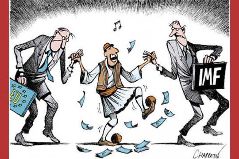 IMF Akan Suntikkan $4,8 M ke Yunani