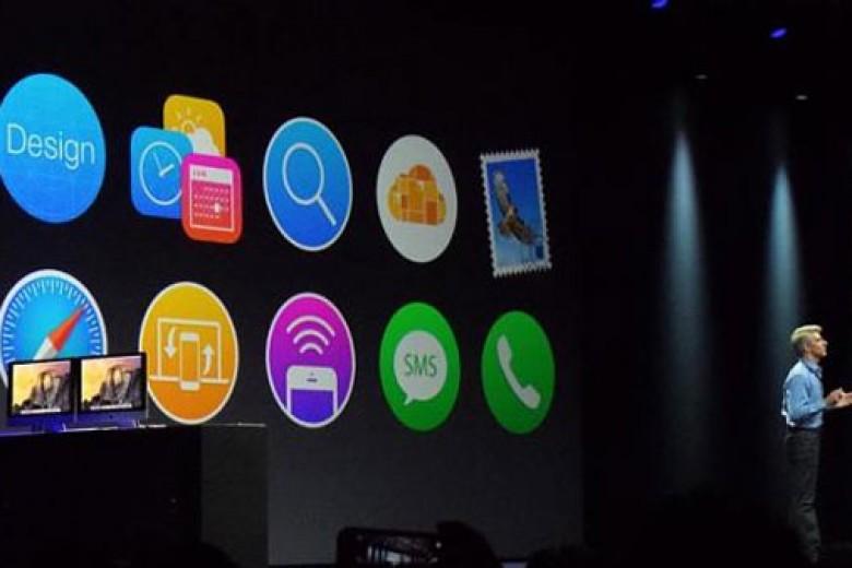 Apple Umumkan OS X Yosemite dan iOS 8