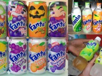 Wow, Jepang Punya Banyak Rasa Fanta