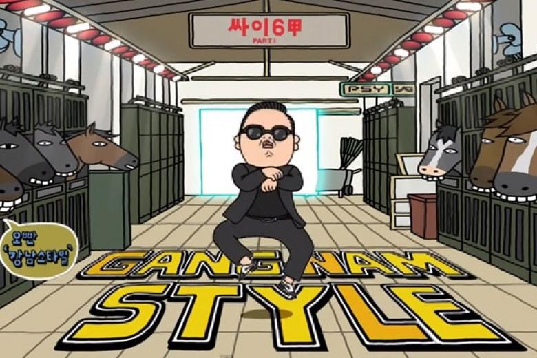 'Gangnam Style' Tembus 2 Miliar Views di Youtube