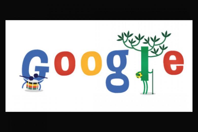 Google Doodle Ramaikan World Cup