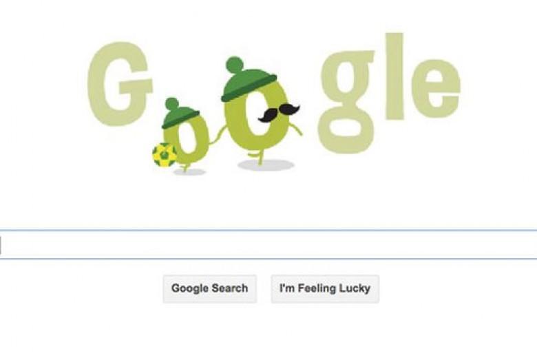 Google Doodle Rayakan Dua Momen