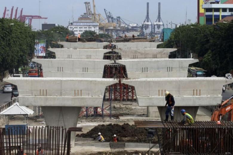 Infrastruktur Asia Melaju, Indonesia Dimana?