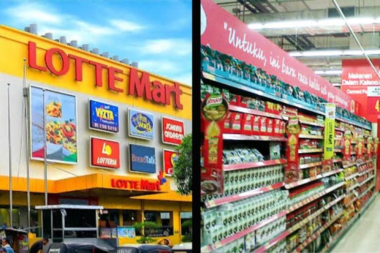 Lotte Mart Segera Tambah 4 Mal di Indonesia
