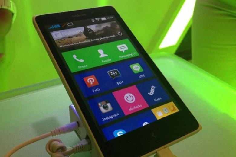 Microsoft Device Luncurkan Nokia XL