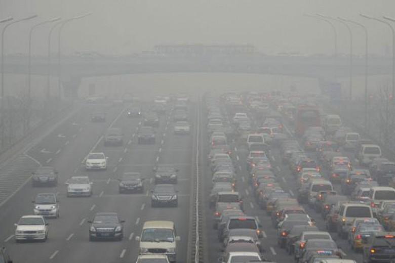 Polusi Memburuk, Tiongkok Musnahkan 5 Juta Kendaraan
