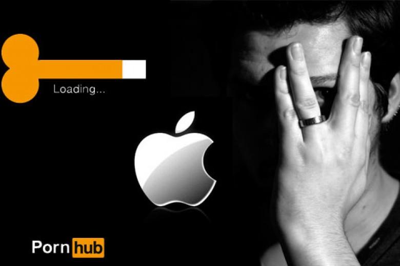 Pengguna Gadget Apple 'Doyan' Buka Situs Porno