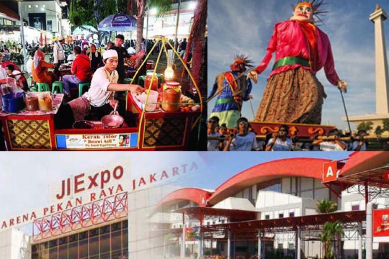 Mau ke PRJ Atau Jakarta Fair?