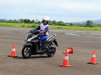 Honda Gelar Kompetisi Safety Riding Khusus Perempuan
