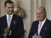 Raja Baru Spanyol Resmi Bertahta