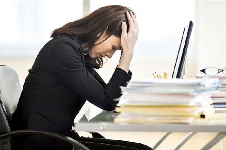 Karyawan Bank Alami Stres Tinggi
