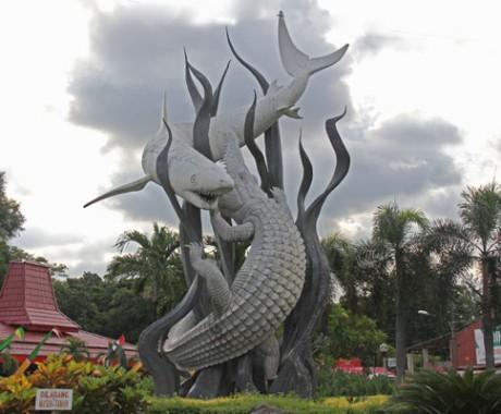 Kemenangan Majapahit di Surabaya