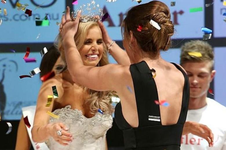 Miss Australia Akui Terlalu Kurus Untuk Menang
