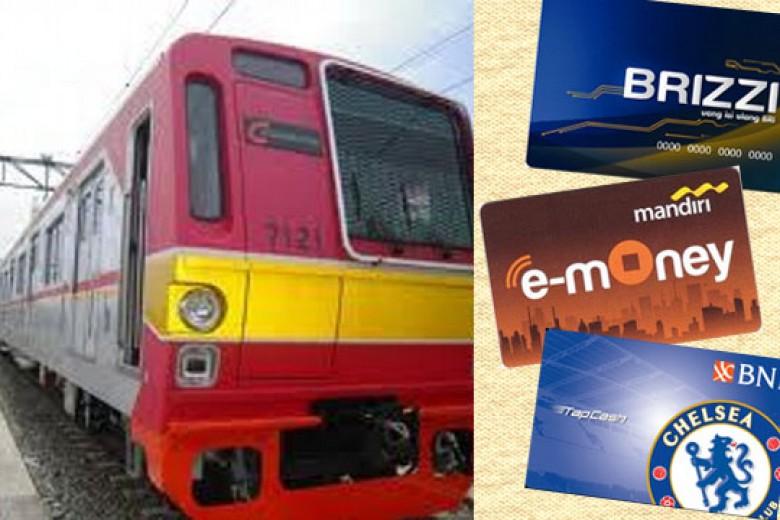 Tiga Bank BUMN Berebut Penumpang Kereta