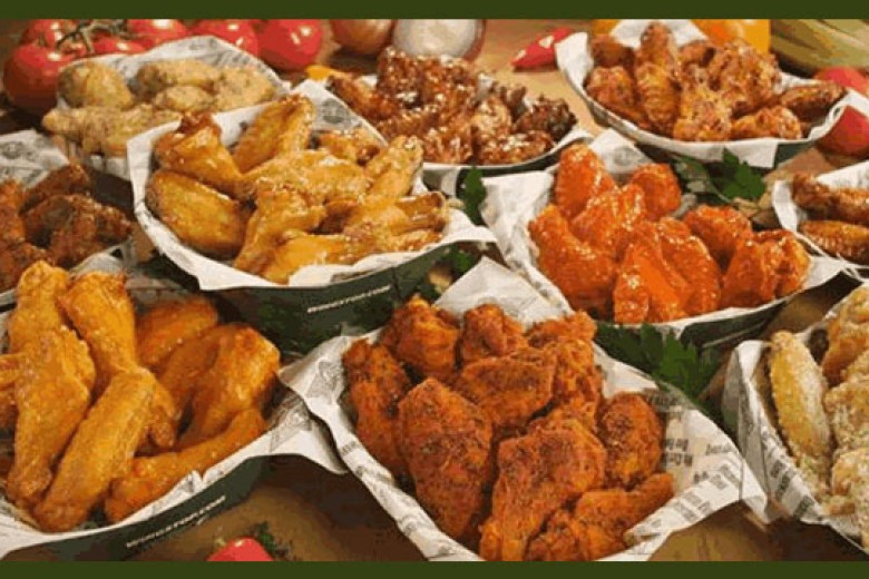 Lezatnya Chicken Wings ala Wingstop!