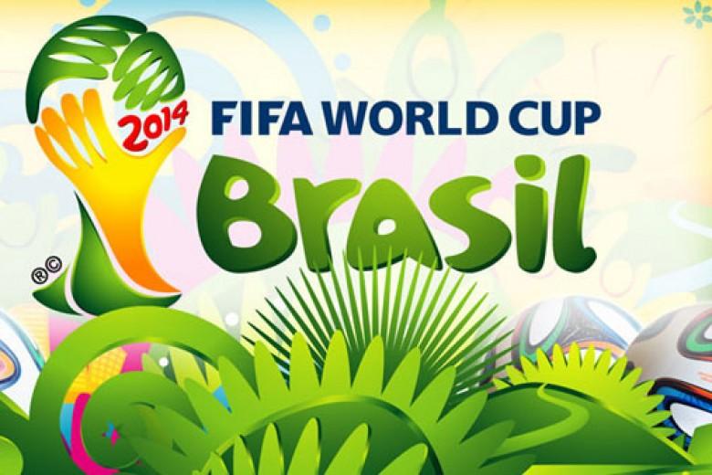 Besok, Piala Dunia 2014 Dimulai!
