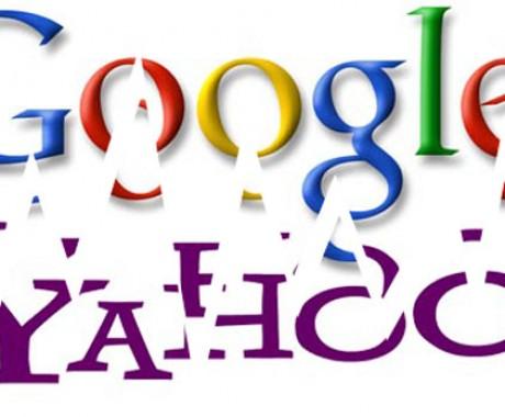 Yahoo dan Google Nyaris Apa?