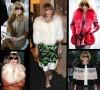 Selain coat tebal untuk musim dingin, Anna juga mengkoleksi busana dari bulu binatang untuk musim lainnya.