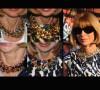 Anna kerap memadukan gayanya dengan rounded-necklace cantik