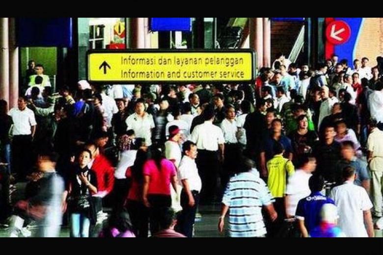 Jelang Lebaran,  Bandara Bakal Penuh Sesak