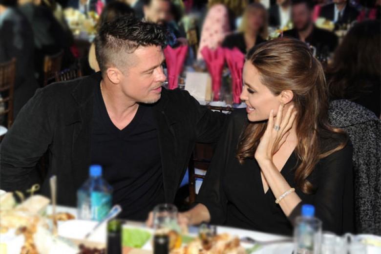 Kabar Gembira dari Angelina Jolie-Brad Pitt!