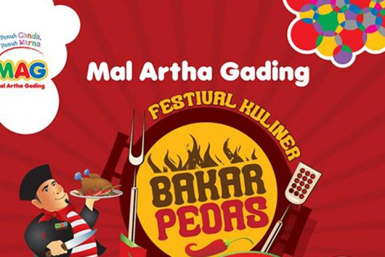 Festival Kuliner Bakar Pedas Jakarta 2014 (4 – 20 Juli)