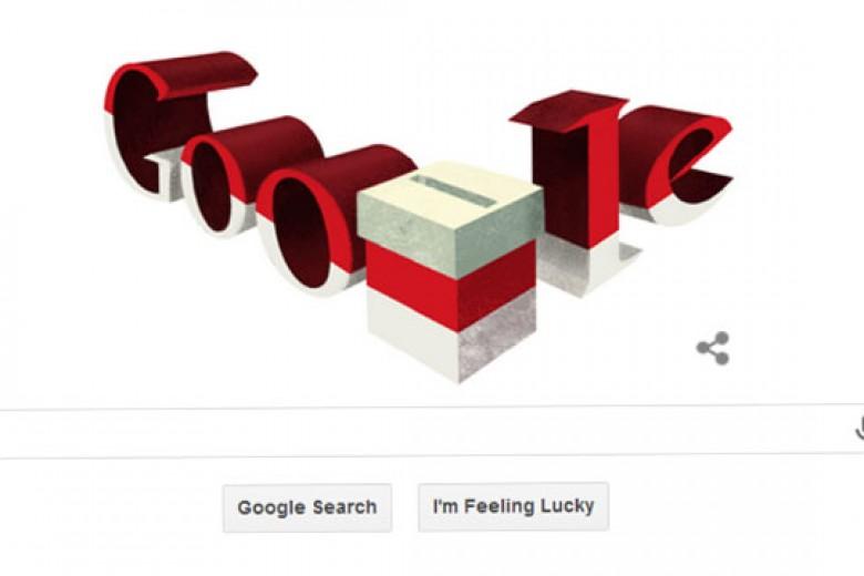 Google Dukung Pilpres di Indonesia