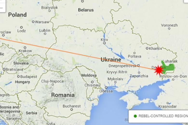Teori Konspirasi MH17 Ala Rusia