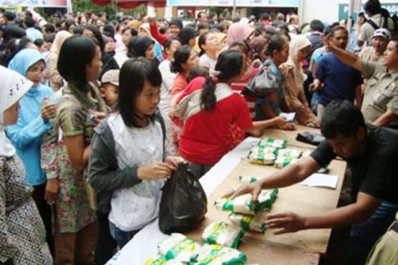 Pemkot Jaksel Gelar Pasar Murah 2 Hari