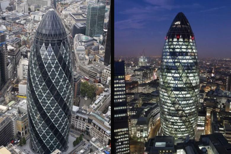 London Jual Salah Satu Gedung Pencakar Langitnya Pinkkorset