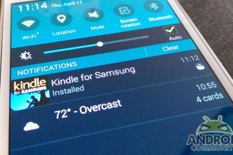 Kini Bisa Beli Kindle E-Book Via Samsung