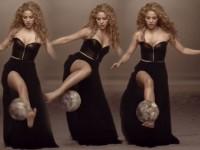 Shakira Bakal Tampil di Penutupan Piala Dunia 2014