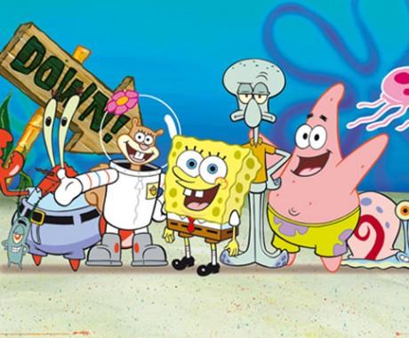 Insipirasi Kartun Spongebob