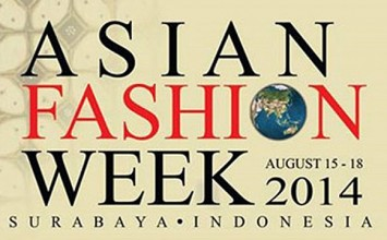 Asian Fashion Week 2014 – Surabaya